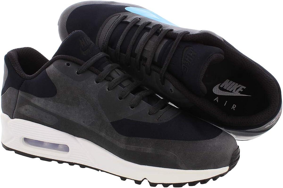 Nike Men's Air Max 90 Black-laser Blue