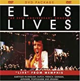 "Buy Elvis Lives- The 25th Anniversary Concert ""Live"" From Memphis (DVD Jewel Case)"