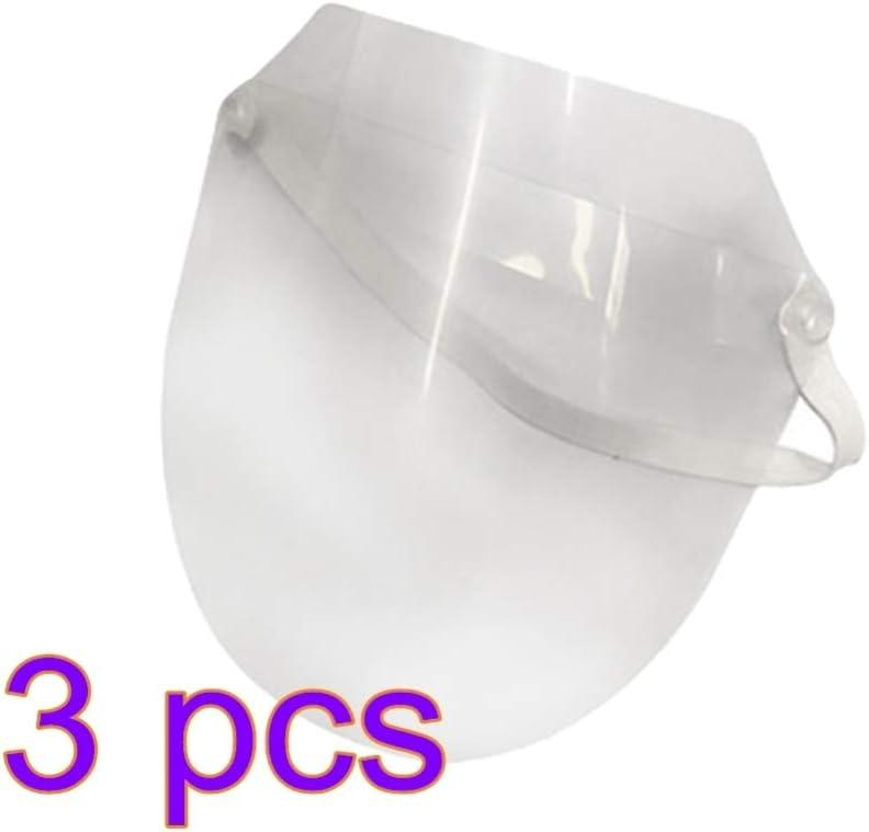 HEALLILY Maschere Protettive per La Protezione Del Viso Protezione per Gli Occhi Protezione per Gli Occhi Anti-Olio Maschera da Cucina per Uso Domestico O Esterno Pronto Soccorso Fornitura Trasparente