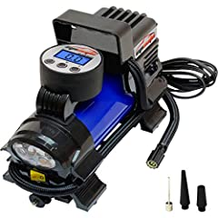 "Product Name: EPAuto 120W Portable Tire Inflator/ Air Compressor Important Information before your Purchase  It is for 12 Volt DC ONLY. Equipped with 12V-DC Cigarette Lighter Socket Plug"", NOT 110V AC plug  DO NOT SUPPOT 24 Volt. Specificatio..."