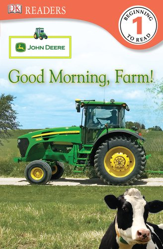 DK Readers L1 Deere Morning product image