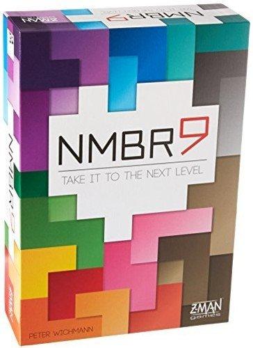 Fantasy Flight Games Nmbr 9