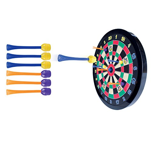 Doinkit Darts Magnetic Dart Board w/ Refill 6-Pack by Marky Sparky
