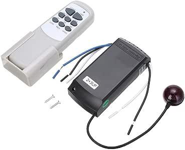 Ventilador Mando a Distancia Digital Hogar Control Universal ...