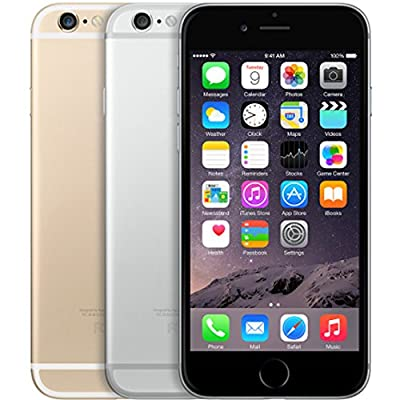 Apple iPhone 6 128GB (4.7-inch) 4G LTE Factory Unlocked GSM Dual-Core Smartphone