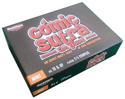 Amazon.com: Comic Sutra el Juego – Un adulto Party Juego de ...
