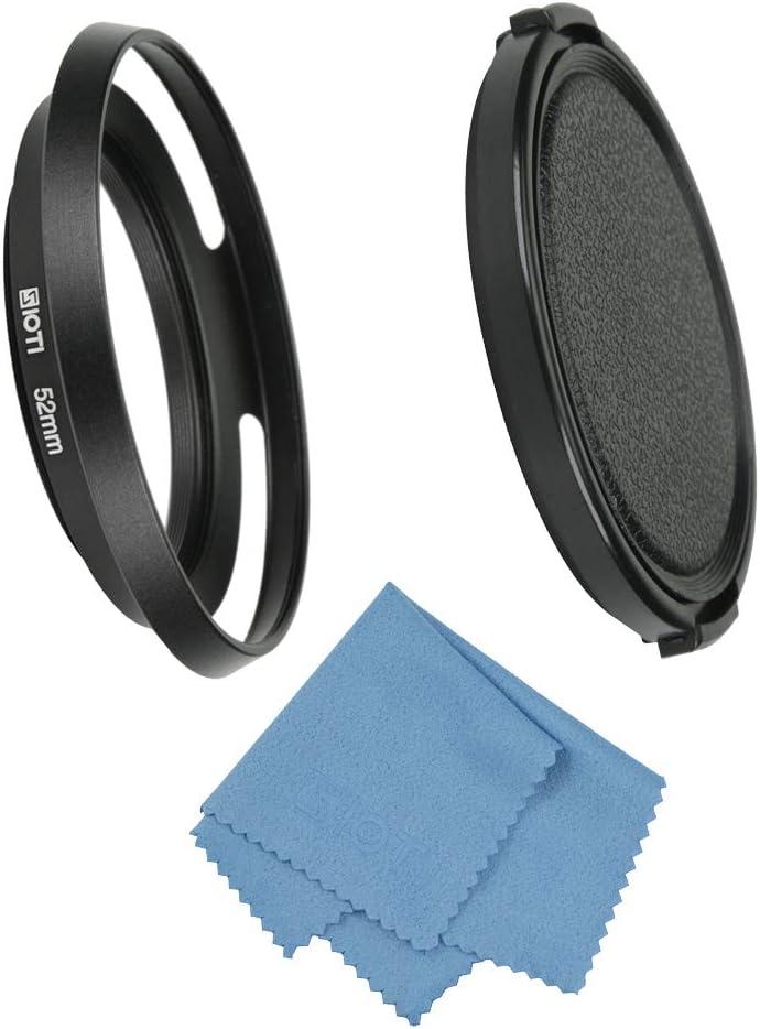 LC-55 Centro Pinch copriobiettivo per Obiettivi SONY filettatura del filtro 55mm-UK STOCK