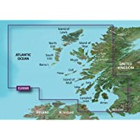 Garmin VEU006R - Scotland, West Coast - SD Card