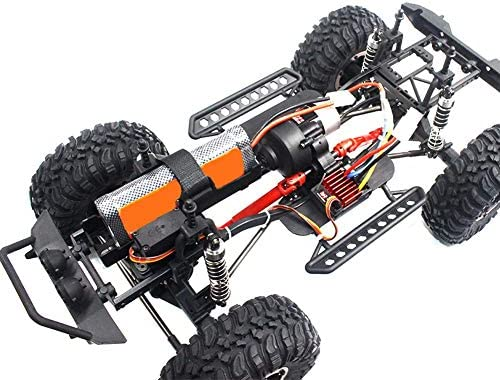 motto. H Remo Hobby 1093-st 1/10 2.4 G 4WD Cepillado RC Coche ...