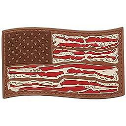 American Bacon Flag - PVC Morale Patch