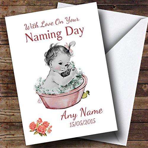 Naming Day Card - 7