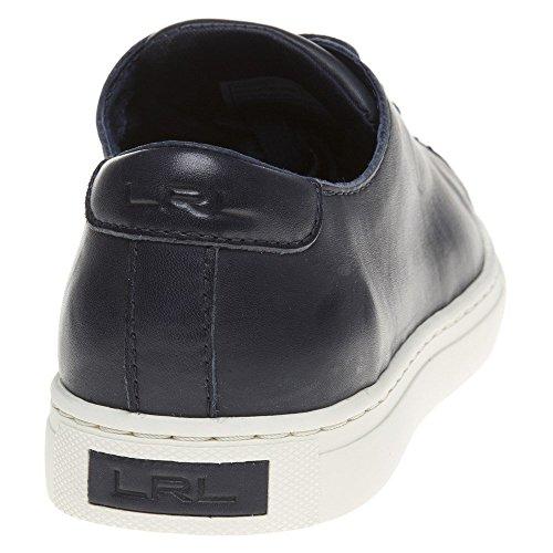 Ralph Lauren Waverly Damen Sneaker Blau Blau