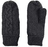 SUNNYTREE Kids Knit Mittens Winter Warm Thick