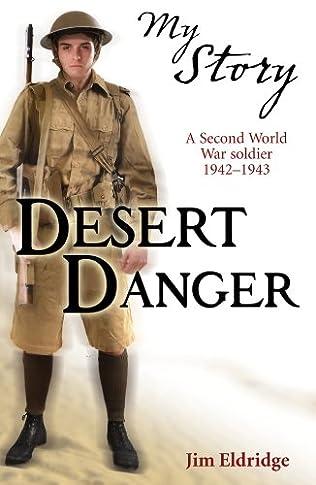 book cover of Desert Danger