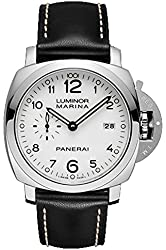 Panerai Luminor 1950 3 Days Acciaio Men's Automatic Watch - PAM00499