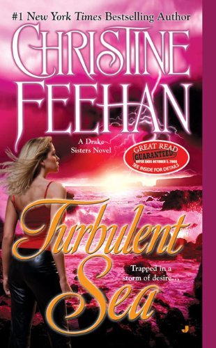 Download By Christine Feehan - Turbulent Sea (First Edition 1st Printing) (6/29/08) pdf