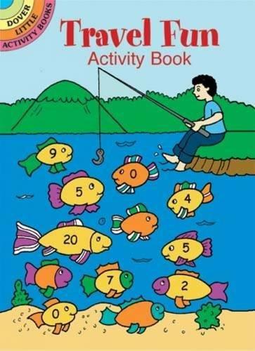 Read Online Travel Fun Activity Book (Dover Little Activity Books) (Vol i) PDF