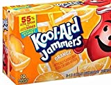 Kool-Aid Jammers Flavored Drink, Orange, 60 Ounce