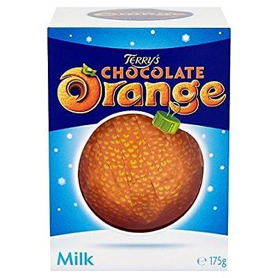 Terry's Chocolate Orange - Milk (157g) from Groceries