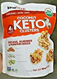 Coconut Keto Clusters with Organic