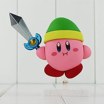 Anime Nendoroid Dream Land Popopo Kirby Kids Toys Japan Action Figures Children