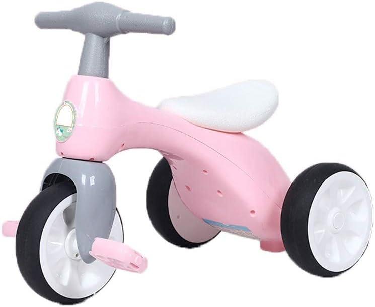 LRHD Triciclo for niños, bicicletas for niños, bicicletas balance bebé, de los niños del triciclo Walker, bicicletas de niños, adecuado for niños de 1-6 años, regalo de cumpleaños for los niños