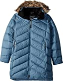 Marmot Kids Girl's Girls' Montreaux Coat (Little Kids/Big Kids) Storm Cloud Medium