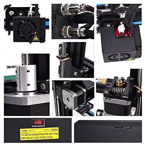 HICTOP Creality CR-10S 3D Printer Filament Monitor Dual Z axis