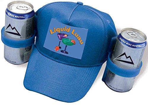 [Forum Novelties Liquid Luau Beer Can Drinking Cap] (Hawiian Costumes)