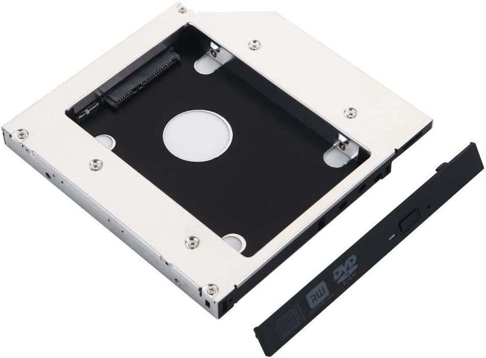 Generic 2nd Hard Drive Hdd//Ssd Caddy Adapter For Asus K55a K55n