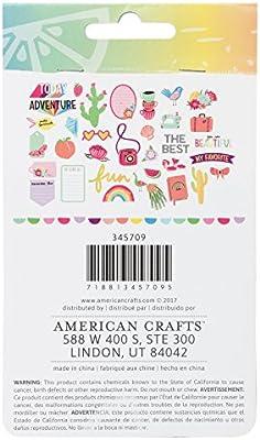 American Crafts Acetato Sunshine and Good Times por Amy Tangerine