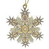 Beacon Design by ChemArt Joyous Snowflake Ornament