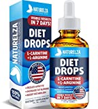 Weight Loss Drops - Made in USA - Best Diet Drops for Fat