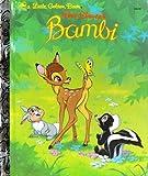 img - for Walt Disney's Bambi (A Little Golden Book) book / textbook / text book