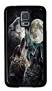 good Samsung Galaxy S5 case Three Wolf Moon Funny PC Black Custom Samsung Galaxy S5 Case Cover by icecream design