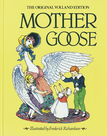 Mother Goose Eulalie Osgood Grover product image