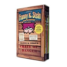 Franny K. Stein's Crate of Danger: Lunch Walks Among Us; Attack of the 50-Ft. Cupid; The Invisible Fran; The Fran That Time Forgot