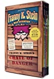 Franny K. Stein's Crate of Danger: Lunch Walks Among Us; Attack of the 50-Ft. Cupid; The Invisible Fran; The Fran That Time Forgot (Franny K. Stein, Mad Scientist)
