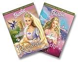 Barbie in the Nutcracker/Barbie as Rapunzel 2-Pack