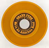 45vinylrecord We're An American Band/Creepin (7'' 45 YELLOW VINYL w/PS)