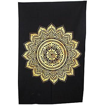 Amazon Com Tapestry Wall Hanging Mandala Tapestries