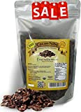 roasted cocoa powder - Pure Natural Miracles Raw Organic Cacao Nibs from the Best Cocoa Beans, 100% USDA Certified