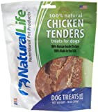 Natural Life Dog Treats, 100% Natural Chicken Tenders, 10 Ounces (Pack of 2), My Pet Supplies
