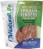Natural Life Dog Treats, 100% Natural Chicken Tenders, 10 Ounces