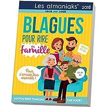 ALMANIAK BLAGUES POUR RIRE EN FAMILLE 2018