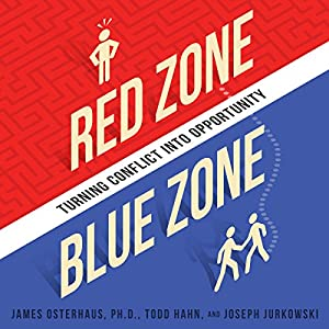 Red Zone, Blue Zone Audiobook