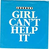 JOURNEY/Girl Can't Help It/45rpm record + picture sleeve