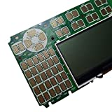 Topcon ES602G total station LCD core, ES602G