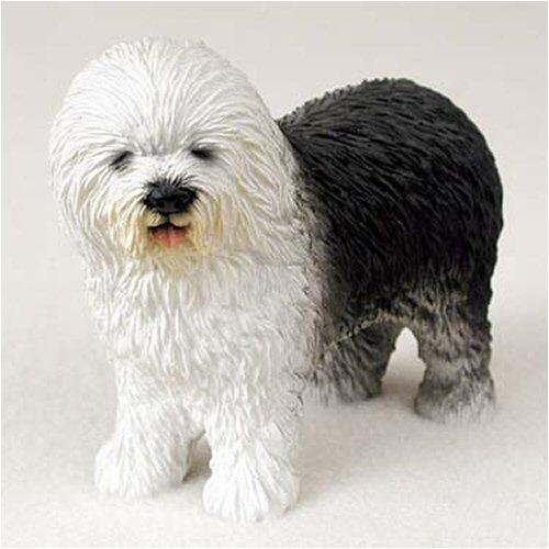 Old English Sheepdog Original Dog Figurine (4in-5in)