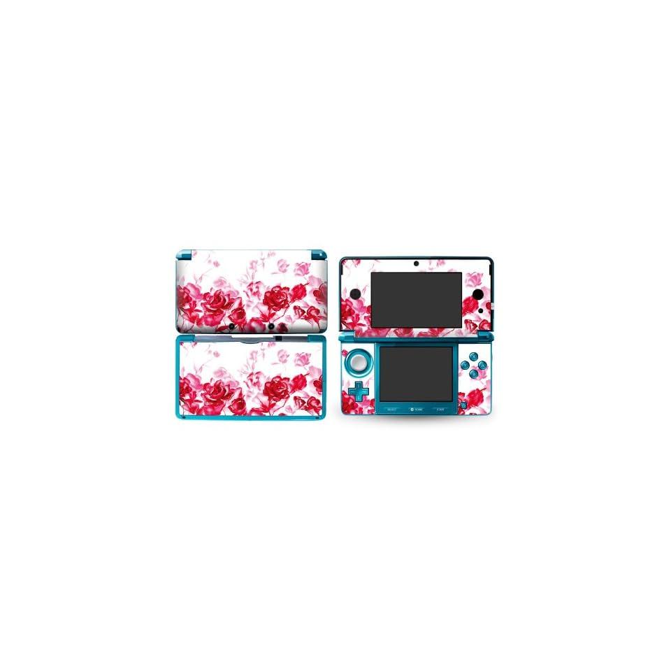 Bundle Monster Nintendo 3ds Vinyl Skin Cover Art Decal Sticker Protector Accessories   Queens Garden